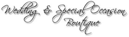 Wedding and Special Occasion Boutique