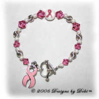 Designs by Debi Handmade Jewelry Awareness Bracelets All Colors