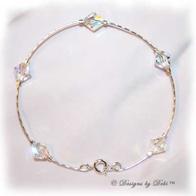 Designs by Debi™ Signature Collection Bangle sample in Crystal AB