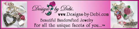 Designs by Debi Banner 480x100