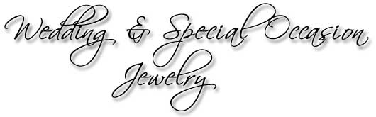 Designs by Debi Handmade Jewelry Wedding and Special Occasion Jewelry