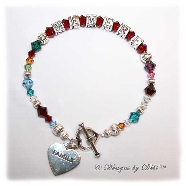 Designs By Debi Handmade Jewelry Personalized Keepsake