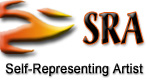SRA Self-Representing Artist